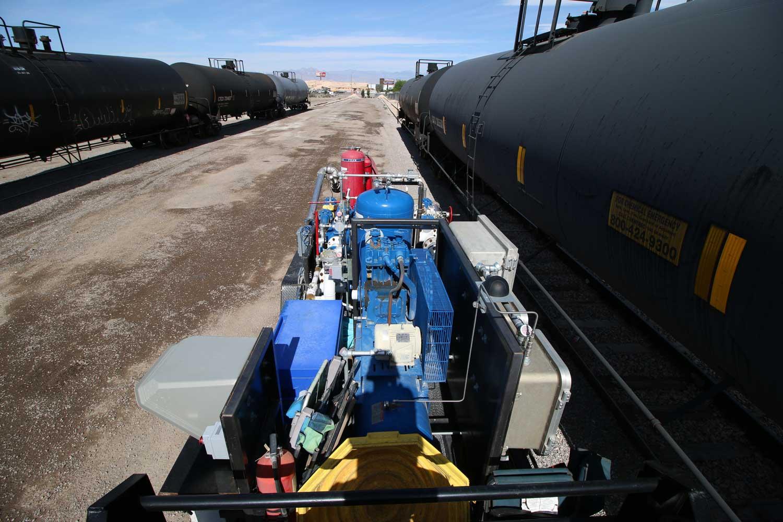 Rail Services – Pro Petroleum